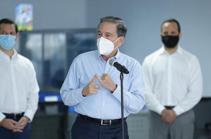 Presidente Cortizo Cohen: Servicios de salud serán tema de Pacto del Bicentenario #CerrandoBrechas