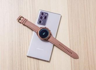 Galaxy Watch3 y Galaxy Buds Live ahora disponibles