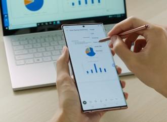 Samsung presenta cinco nuevos dispositivos Galaxy para potenciar el trabajo y el juego
