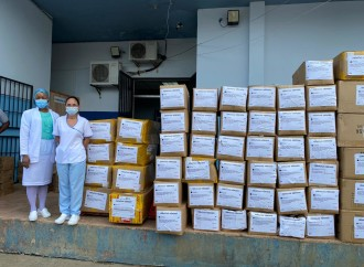 Digicel respalda a los héroes de la salud con nueva entrega de 404 mil insumos médicos