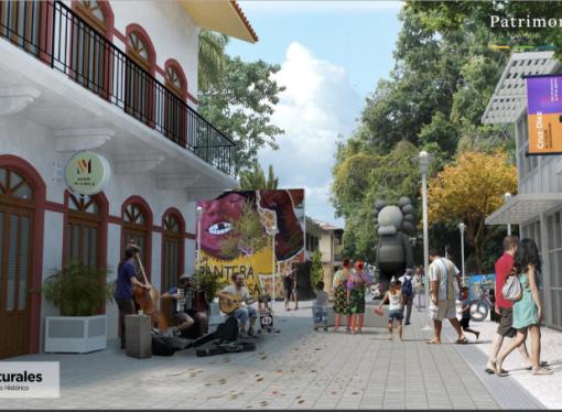 Comisión para el Casco Antiguo presenta primer plan de trabajo