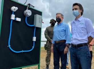 ENSA culmina y entrega proyecto de energía eléctrica en Guna Yala