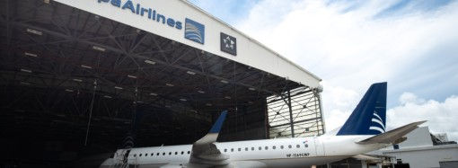 Copa Airlines despide a la primera aeronave de la flota Embraer 190