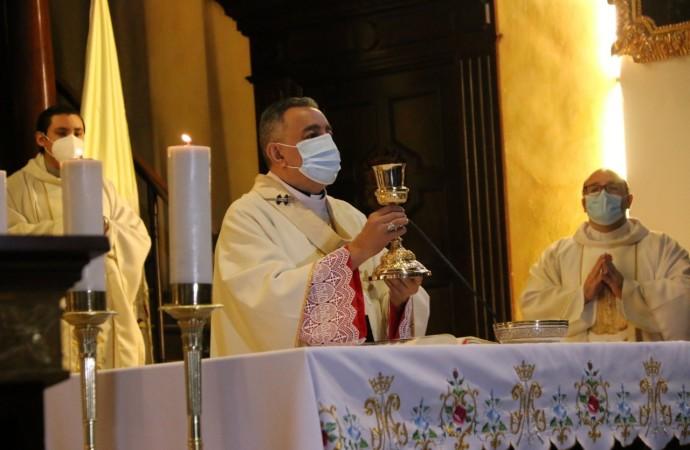 Monseñor Ulloa destaca el trabajo que realiza el Sistema Penitenciario con los privados de libertad
