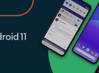 Las nuevas funcionalidades de Android 11