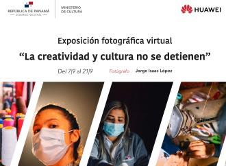 HUAWEI junto al Ministerio de Cultura crean exposición virtual