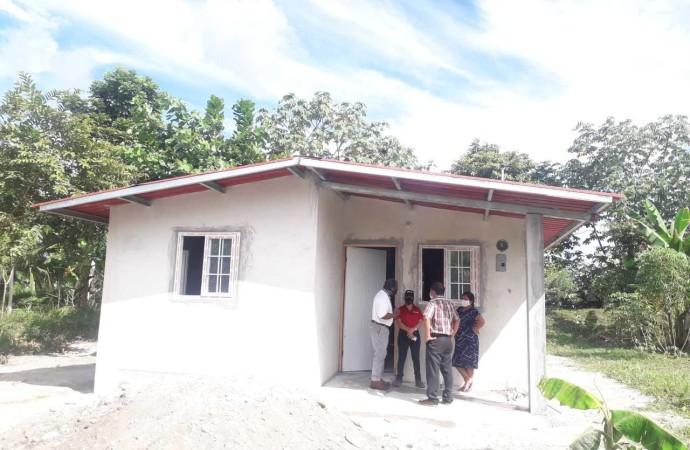 Miviot: Avanza construcción de vivienda acondicionada que beneficiará a cuatro menores con parálisis cerebral