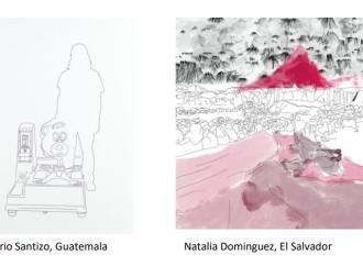 Desde Panamá, jóvenes de la región se unen para promover artistas plásticos centroamericanos con una novedosa exposición