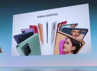 Samsung revela el Galaxy S20 FE: los recursos favoritos de los fanáticos a un precio asequible