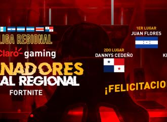 Panamá ganó segundo lugar en el torneo Fortnite de la Liga Claro Gaming