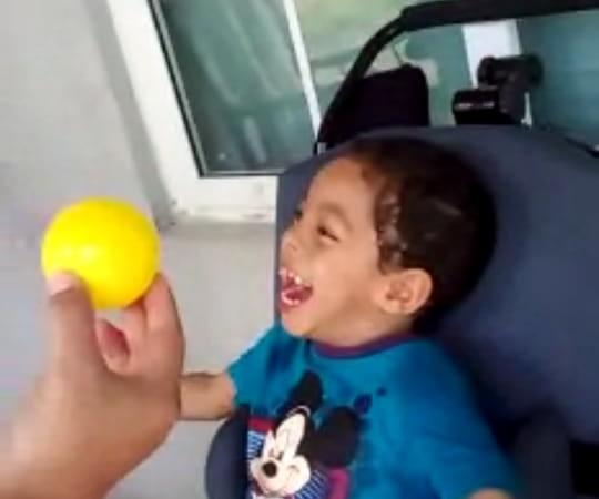 La estimulación visual debe desarrollarse en niños de 0 a 7 años de edad para maximizar su visión