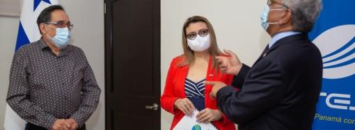 Más de 500 trabajadores serán beneficiados a través de Convención Colectiva entre la empresa eléctrica ETESA y SITIESPA