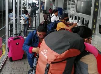 Ciudadanos de Nicaragua, Salvador y Guatemala reflejan mayor salida humanitaria desde Panamá