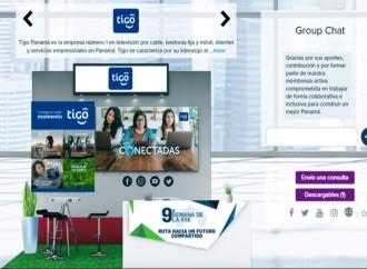 Tigo Panamá participó de la 9° edición de la Semana de la RSE, bajo innovador formato virtual