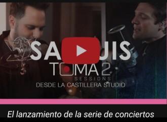 SanLuis revive sus mejores éxitos en «Toma2 Sessions» a través de Youtube y presenta una sorpresa inédita