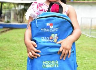 La Mochila Cuidarte, una intervención positiva para el desarrollo integral de la niñez que vive en áreas de difícil acceso