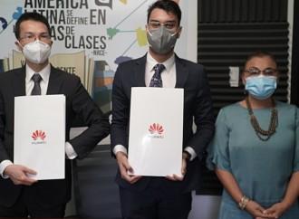 Huawei y la Fundación Ayudinga se unen para impulsar la educación virtual