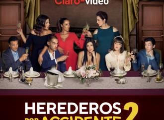 """Llega la segunda temporada de """"Herederos por Accidente"""" a Claro Video"""