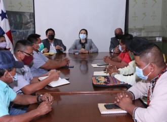 Indígenas panameños serán incluidos en el diálogo nacional