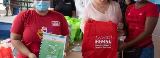 Fundación FEMSA y Glasswing apoyan el desarrollo físico y socioemocional de la niñez y las familias ante la COVID-19