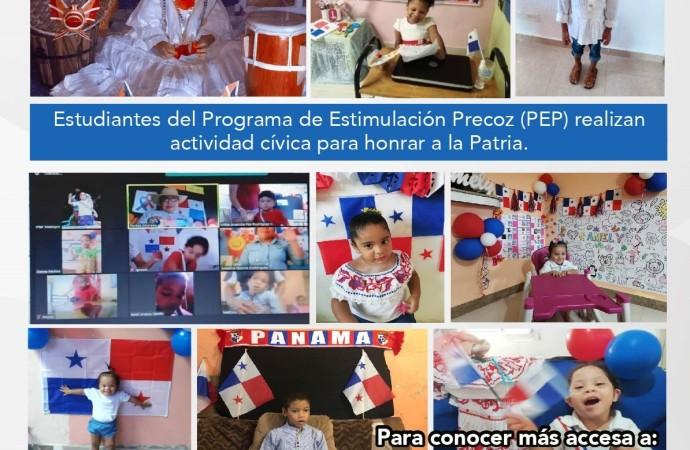 Estudiantes del CAIPI del IPHE de Puerto Lara de Darién conmemoraron el mes de la Prevención del Cáncer
