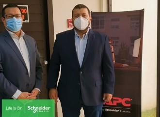 Schneider Electric destaca desempeño de empresas centroamericanas y socios de su negocio de TI