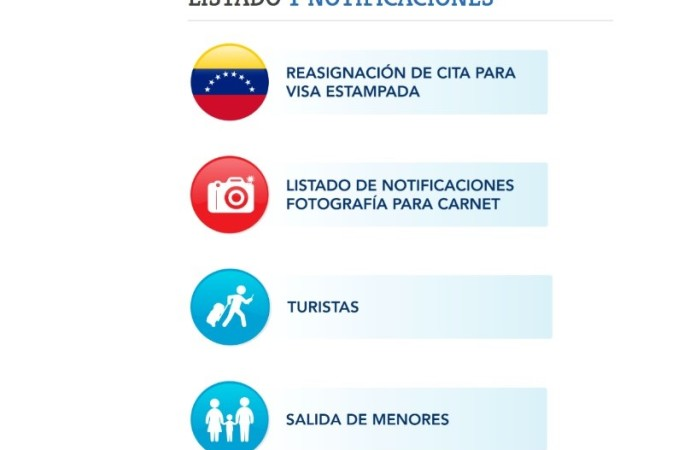 Migración anuncia reasignación de citas en el Consulado de Panamá en Venezuela