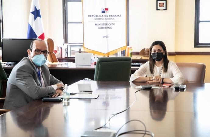Autoridades evalúan el sistema penitenciario panameño
