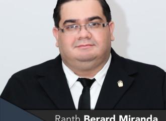 Ejecutivo nombra a Ranth Berard Secretario Ejecutivo de la Cadena de Frío