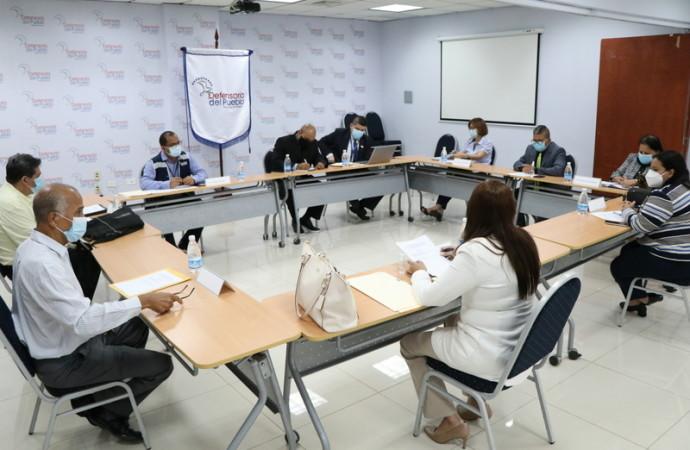 MINSEG y exfuncionarios acuerdan cancelación de prestaciones adeudas tras mediación de la Defensoría del Pueblo