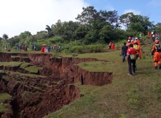 MINGOB y Fuerza de Tarea Conjunta (FTC) refuerzan trabajos en Comarca Ngäbe Buglé, Veraguas y Bocas del Toro