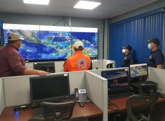 Gobierno sigue 24/7 la emergencia por el huracán IOTA