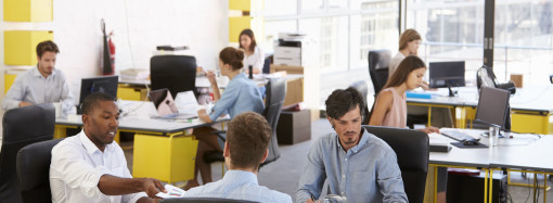 5 razones para regresar a la oficina