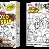 Colorea y diviértete en familia con Kellogg's® y Crayola® en las vacaciones escolares