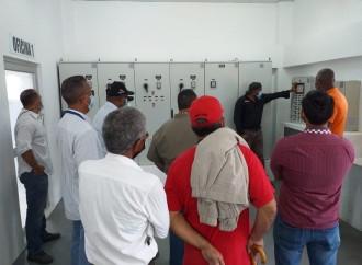 Casco Antiguo de Colón cuenta con nueva estación de bombeo para alcantarillado