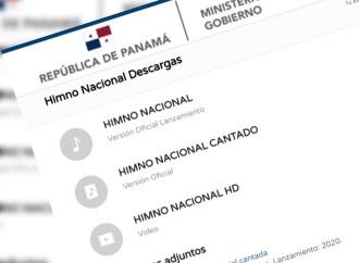 Ministerio de Gobierno pone a disposición la versión oficial del Himno Nacional en su página web