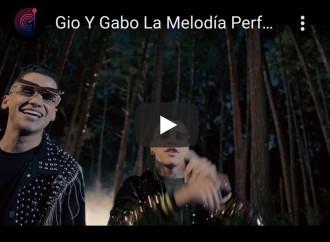Gio y Gabo «La Melodía Perfecta» estrenan el sencillo «Casi que no»