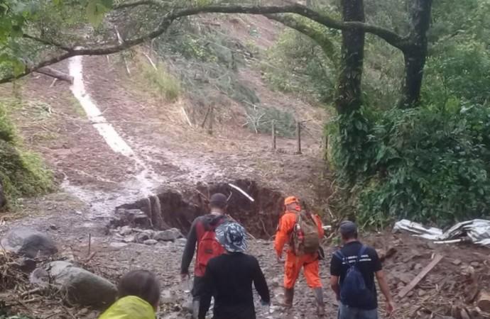 SINAPROC: cifra de fallecidos por inundaciones y deslizamientos de tierra se mantiene en 17