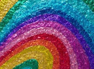 Evoluciona al uso del brillo sin ensuciar con Glitter Dots