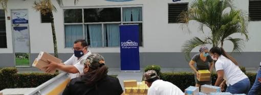 Productos Nevada se solidariza con poblaciones afectadas por el paso de ETA y IOTA en Panamá