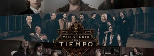 """""""El Ministerio del Tiempo 3""""ahora operará en el canal STAR"""