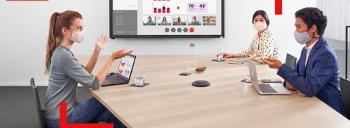 Cuatro beneficios de los sistemas de conferencia Clickshare: la nueva solución para el trabajo remoto