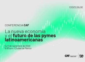 CAF presenta su conferencia anual con enfoque en las pymes y la aceleración tecnológica de América Latina y el Caribe