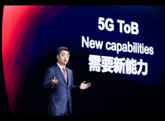 Ken Hu, Huawei: 5G crea valor para las industrias y nuevas oportunidades de crecimiento