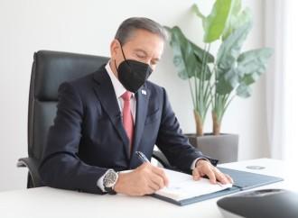 Presidente Cortizo Cohen sanciona Ley General de Cultura