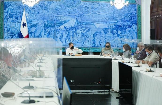 Presidente Cortizo Cohen suma a Conusi en la participación del Pacto del Bicentenario 'Cerrando Brechas'