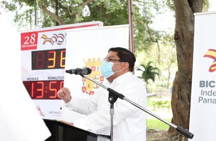 Inició la cuenta regresiva camino al Bicentenario de Panamá