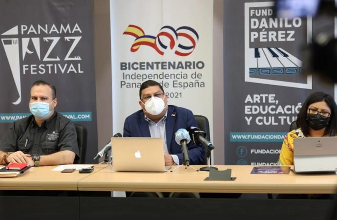 Panamá Jazz Festival cumple su décima octava edición de manera virtual