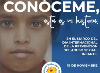 """Fundación Unidos por la Niñez lanza campaña en redes sociales: """"Conóceme, esta es mi historia"""""""