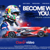 "Claro video y el piloto Memo Rojas presentan el documental ""Become who you are"" sobre las 24 Horas de Le Mans"